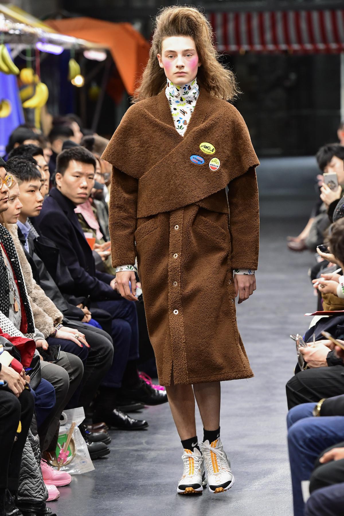 Angus Chiang Men's Spring 2019