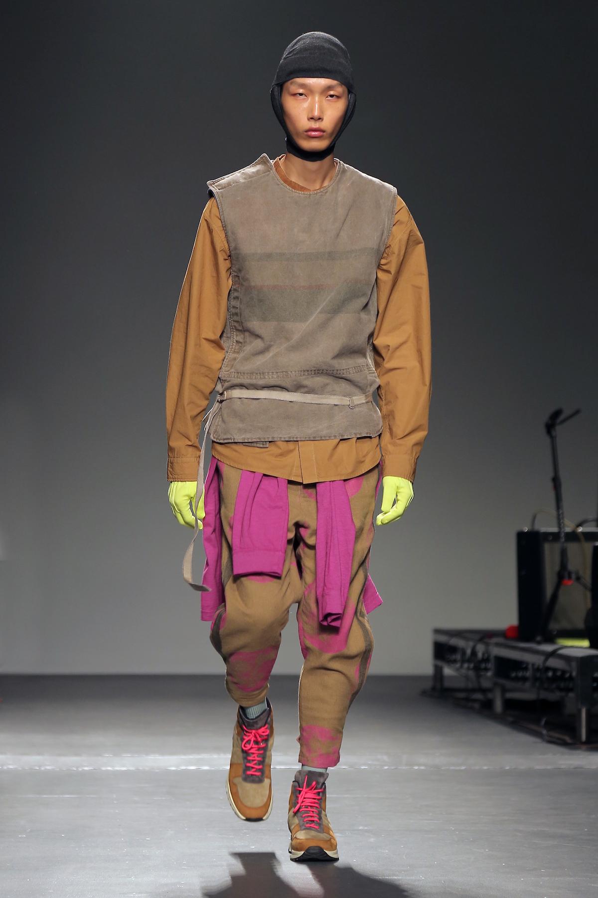 Fashion's New Cutting Edge Looks Courtesy of Men's Fashion Week