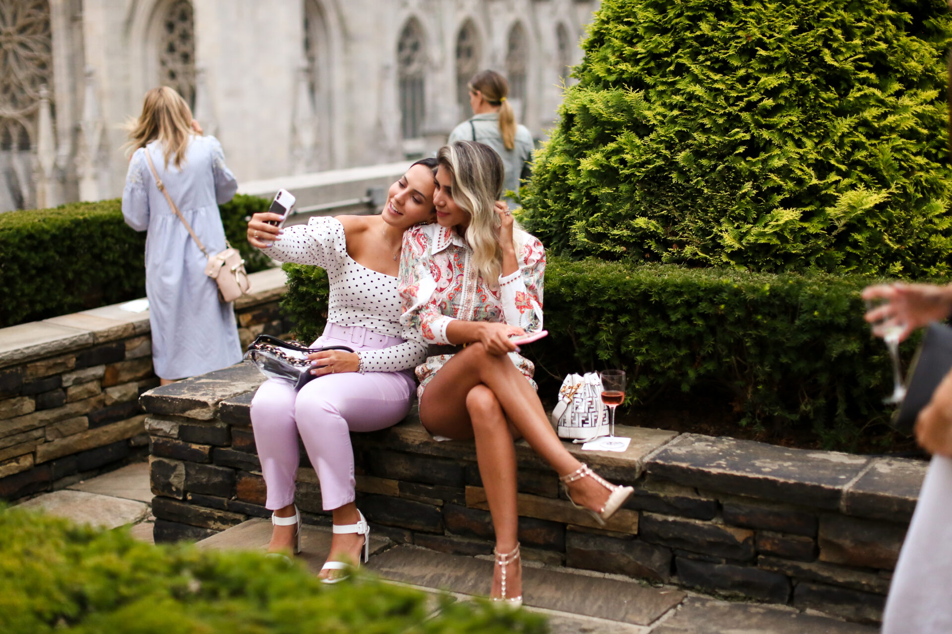 Caudalie VIP Elixir Garden Party July 23rd