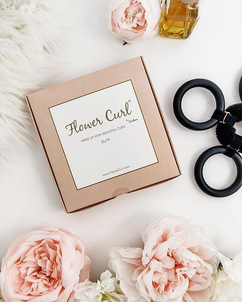 Lika Camargo for Flower Curls by Cordina